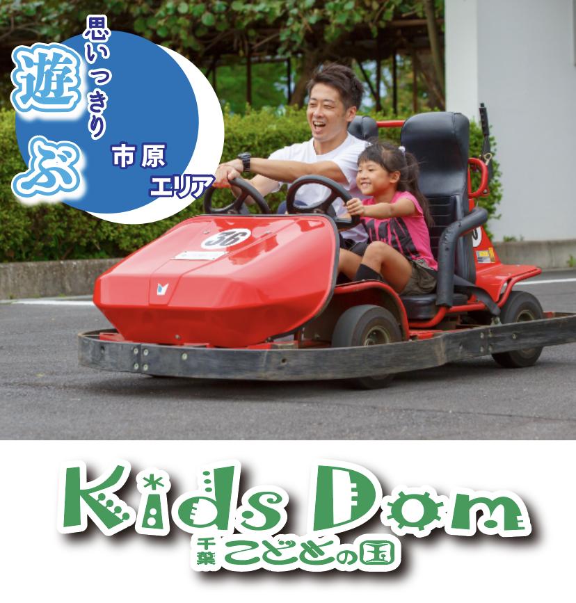 千葉 こどもの国 KidsDom