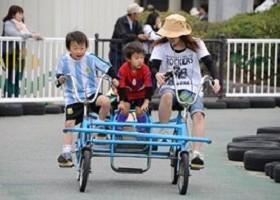変り種自転車小